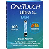 ONE TOUCH ULTRA TEST STRP BLUE 100