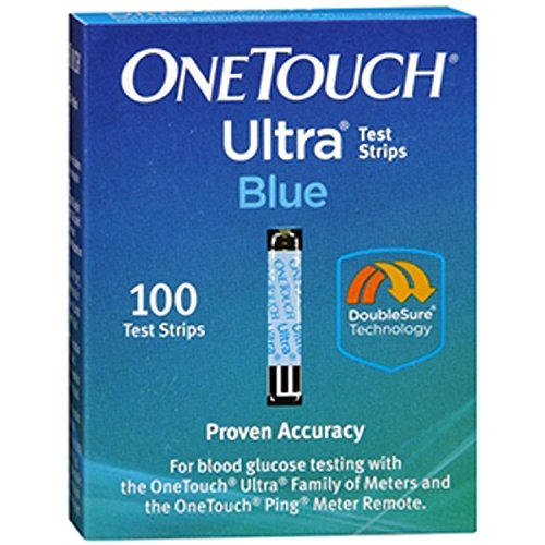 One Touch Ultra Test Strip