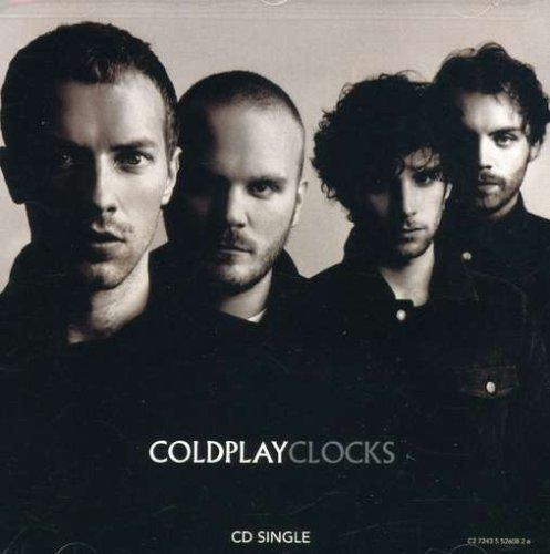Clocks / Yellow by Coldplay Single edition (2003) Audio CD