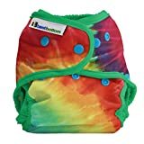 Best  - Best Bottom Cloth Diaper Shell-Snap, Totally Tie Dye Review