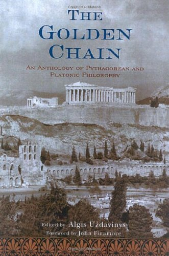 The-Golden-Chain-An-Anthology-of-Pythagorean-and-Platonic-Philosophy-Treasures-of-the-Worlds-Religions