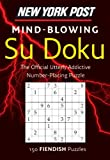 New York Post Mind-Blowing Su Doku, HarperCollins Publishers Ltd. Staff, 0062007513