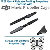 7228 Quick Release Folding Propellers for use with DJI Mavic Pro Propeller Cage