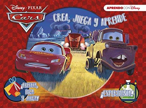 Cars (Crea, juega y aprende con Disney)