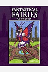 Fantastical Fairies: Coloring Book Paperback