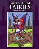 Fantastical Fairies: Coloring Book