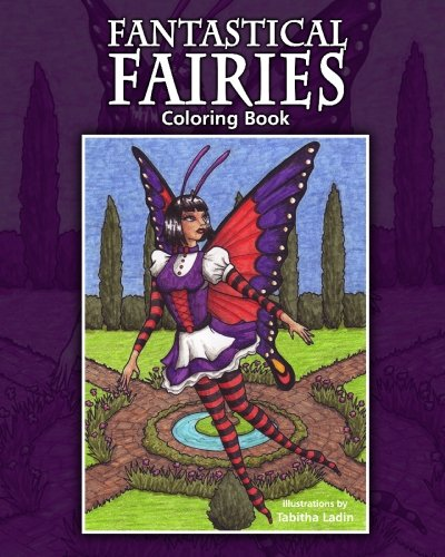 Download Fantastical Fairies: Coloring Book PDF