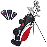 Precise ES Men's Tall Complete Golf Club Set (+1''), Right Hand
