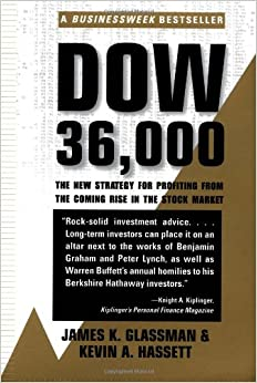 Image result for Dow 36,000 book