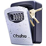 Key Lock Box, Ohuhu Key Storage Lock Box, Wall