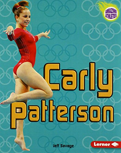 Carly Patterson (Amazing - Champion Gold Rose