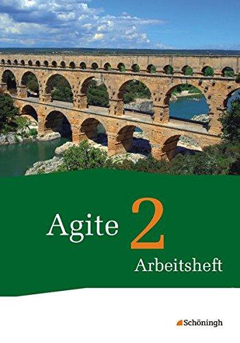 Agite - Arbeitsbücher für Latein: Arbeitsheft 2 Taschenbuch – 1. September 2013 Jörgen Vogel Benedikt van Vugt 3140104073 Baden-Württemberg
