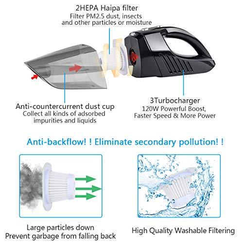 Buy battery powered car vacuum