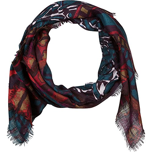 kinross-cashmere-patchwork-print-scarf-wild-violet-multi