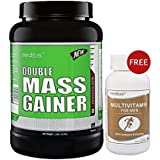 Medisys Double Mass Gainer - Chocolate - 1.5Kg [Free-Multivitamin]