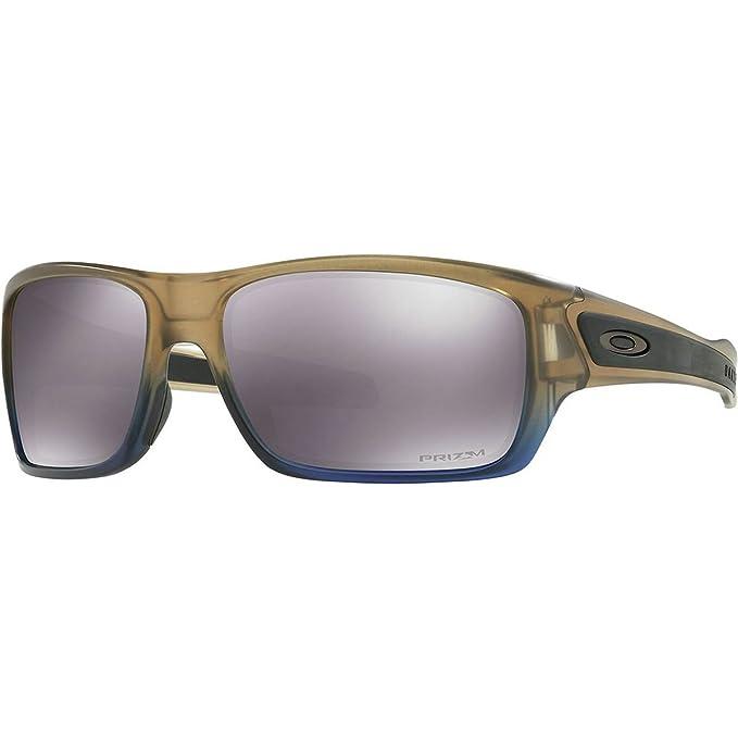 Oakley Turbine, Gafas de Sol para Hombre, Azul, 65