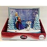 Disney Frozen Animated Musical Table Top Decor