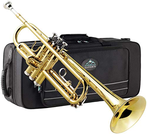 EastRock Gold Trumpet Brass