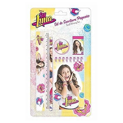 Soy Luna-Soy Set Escritura pequeño (SAFTA 311626780): Amazon ...
