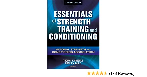 Amazon essentials of strength training and conditioning 3rd amazon essentials of strength training and conditioning 3rd edition 8601404287107 national strength and conditioning association books fandeluxe Image collections