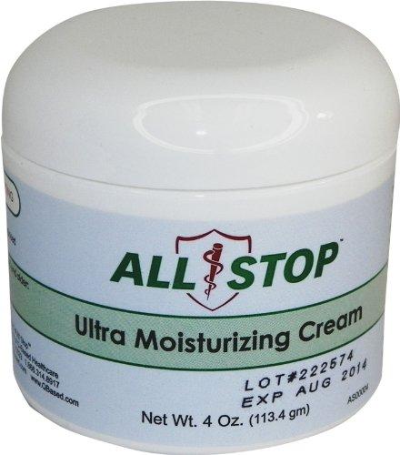 All Stop Ultra Moisturizing Cream for Dry Skin 4 Oz (Stop Ultra Moisturizing Cream)