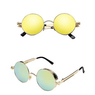 SoonerQuicker Gafas de sol Anteojos polarizadas Hombres ...
