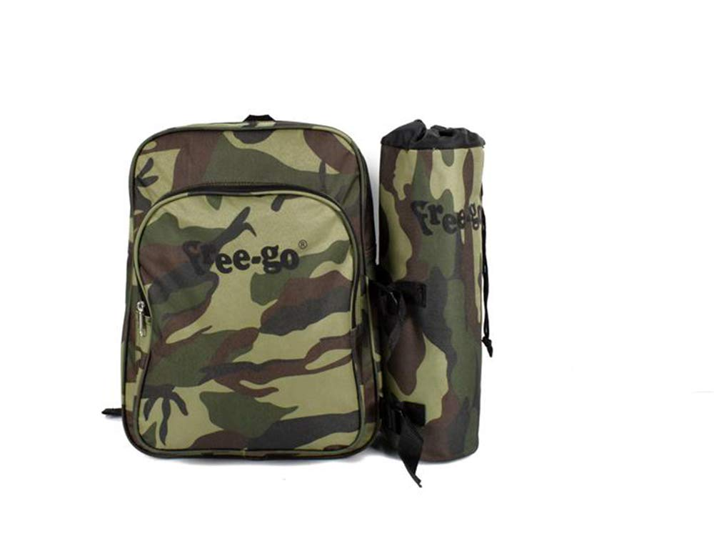 Freego - Bolsa térmica, mochila-nevera para la playa con ...