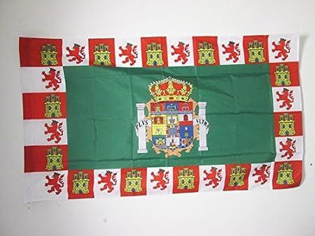 AZ FLAG Bandera de la Provincia DE CÁDIZ 150x90cm para Palo ...