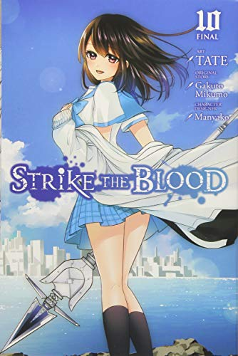 Top 7 recommendation strike the blood manga 10