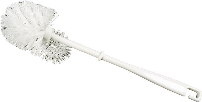 Toilettenbürste WC Bürsten Bürste Toilettenbürst Randreiniger Klo Bürste weiß
