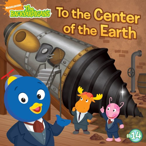 To the Center of the Earth! (The Backyardigans)