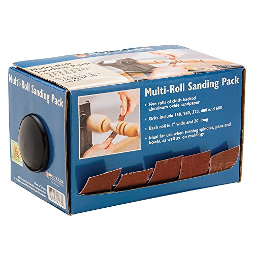 Woodturner ins Multi Roll Sanding Pack product image