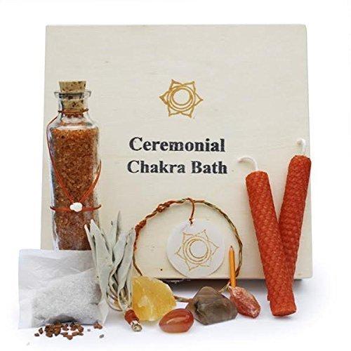 Sacral Chakra Ceremonial Bath