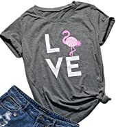 Women Love Pineapple Letters Print Funny T-Shirt Casual Short Sleeve Blouse Tees
