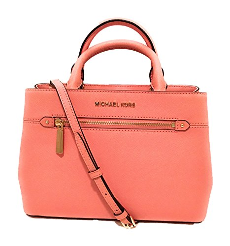 Michael Kors Orange Handbag - 5