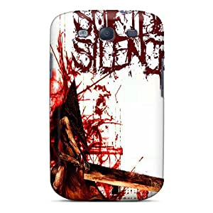 JasonPelletier Samsung Galaxy S3 Durable Hard Phone Case Provide Private Custom Nice Suicide Silence Pictures [LEY9794NZHg]