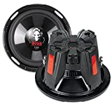 Boss Audio Phantom 10 Inch 2100 Watt DVC 4 Ohm Deep Bass Car Subwoofer | P106DVC
