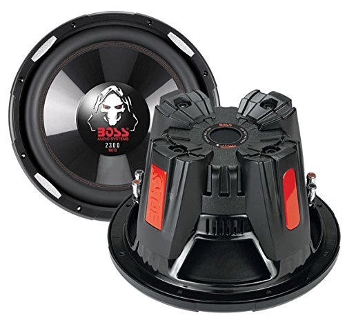 Boss Audio Phantom 10 Inch 2100 Watt DVC 4 Ohm Deep Bass Car Subwoofer | P106DVC by BOSS Audio Systems (Image #1)