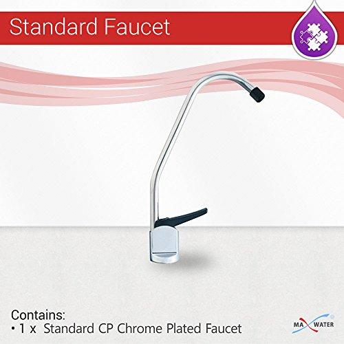 Long Reach Non Air Gap - Reverse Osmosis Standard type CP Chrome Plated Non Air Gap Water Filter Faucet