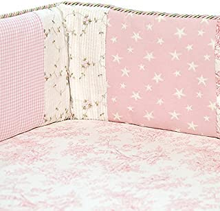 product image for Glenna Jean Isabella Bumper, Pink/Green/Cream