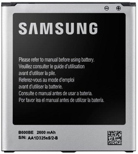Samsung Galaxy S4 Akku - i9500 i9505 B600BE 2600mAh 3.8V Lithiumionen - Original