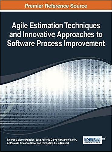 Agile Estimation Techniques