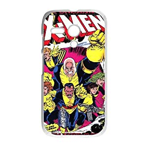 Motorola G Cell Phone Case White X Men pbr