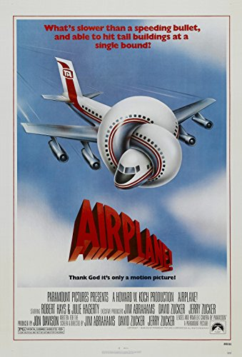 - Airplane! (1980) Movie Poster 24