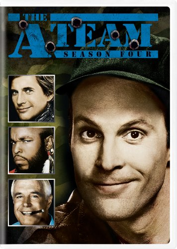 The A-Team: Season 4 (A Team Dvd)