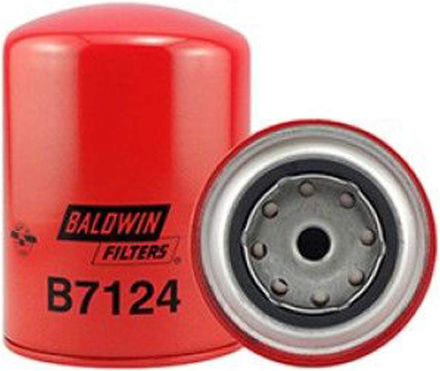 Baldwin Heavy Duty B7044 Lube Oil Spin-On Filter Filter