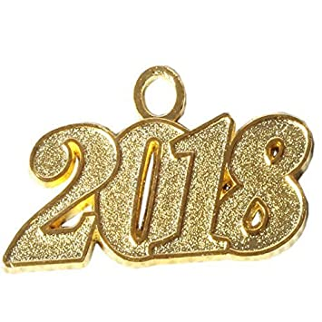 Graduation Tassels 2020.Graduationforyou Gold 2018 2019 2020 Year Charm For Graduation Tassel