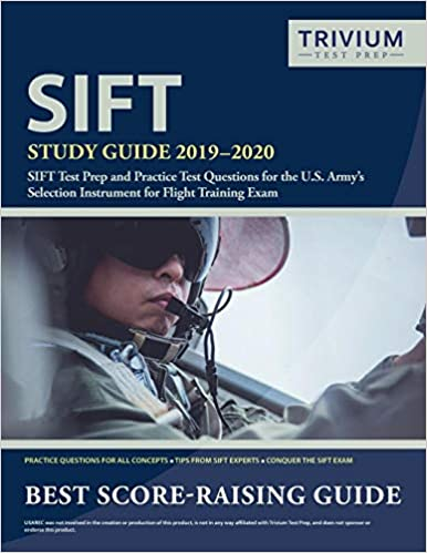 SIFT Study Guide 2019-2020: SIFT Test Prep and Practice Test