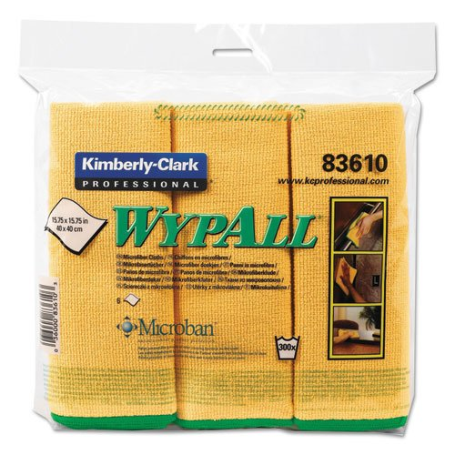 KIM83610 - KIMBERLY CLARK WYPALL Cloths (Wypall Cloths)