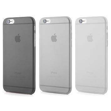 67f7f4f9a55 Quadocta 3 x iPhone 6/6s Plus (5,5) Ultra Slim Case - Funda - Tenuis ...